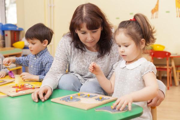 Come dare al bambino l'aiuto di cui ha bisogno